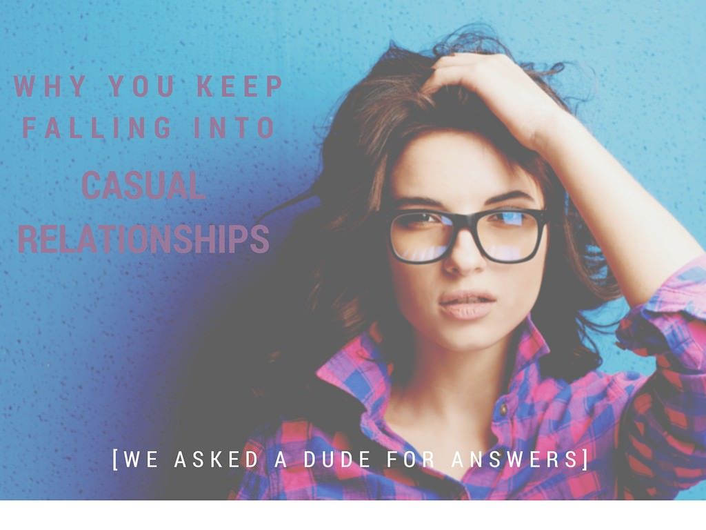 Going from casual dating to relationship
