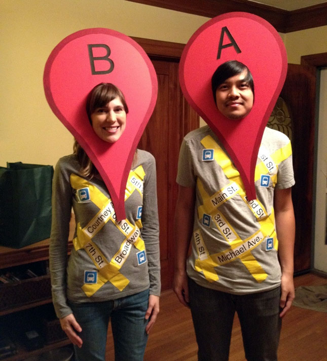 Easy costume ideas for couples easy costume ideas solutioingenieria Image collections