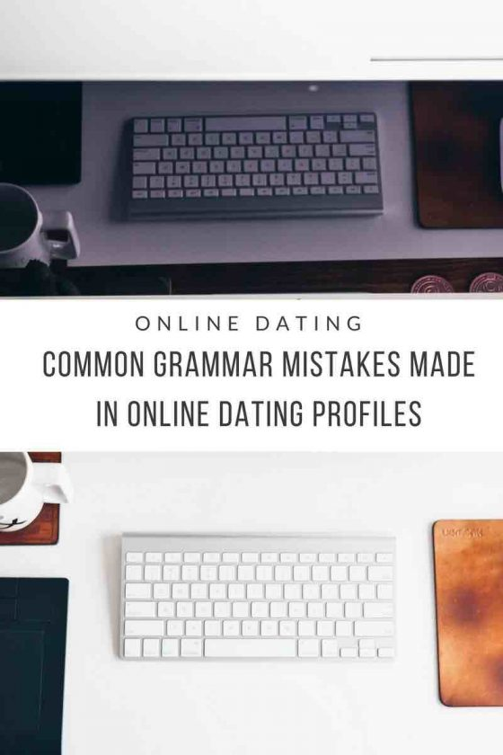Common dating profile mistakes