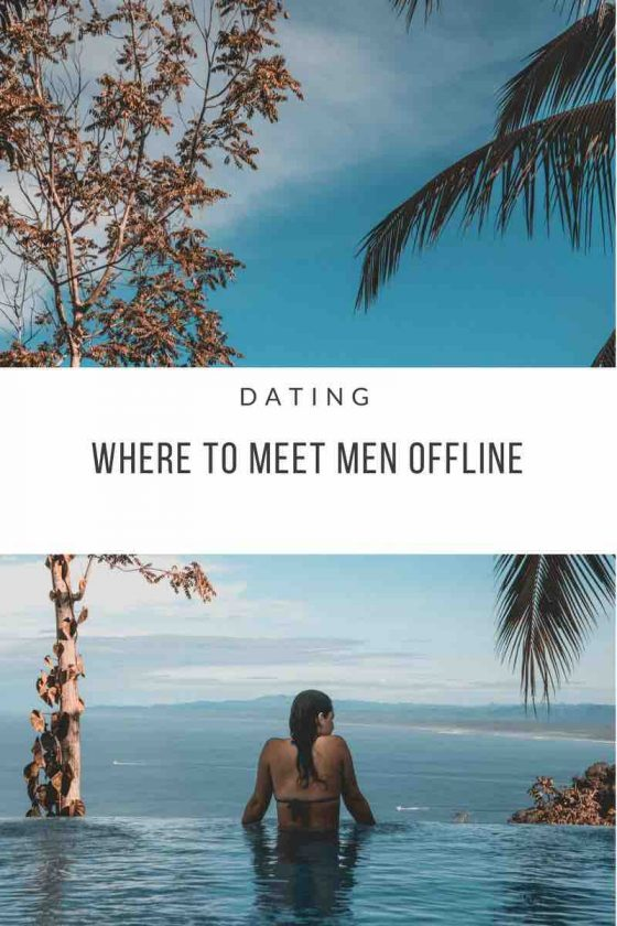 meet men offline